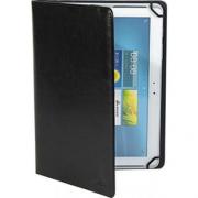 Универсальный чехол книжка на Растяжках 9 дюймов для планшетных компьютеров, планшетов и электронных книг (Черный)