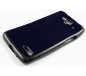 Чехол книжка Armor для телефона Alcatel One Touch Hero 8020 D (Черный)