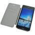 Чехол книжка SlimFit для телефона Asus PadFone mini 4.3 (Белый)