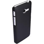 Чехол, задняя накладка, бампер для смартфона Asus Zenfone 5 (Черный)