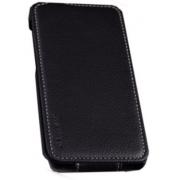 Чехол книжка Armor Case для телефона Fly IQ4504 Quad Era Energie 5 (Черный)