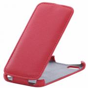 Чехол книжка Armor Case для телефона Fly IQ4511 Tornado One Octa (Красный)