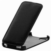 Чехол книжка Armor Case для телефона Fly IQ4511 Tornado One Octa (Черный)