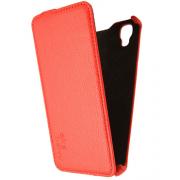 Чехол книжка Armor Case для телефона Fly IQ4414 EVO Tech 3 Quad (Красный)