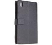 Чехол книжка SlimFit для телефона HTC Desire  816 (Черный)