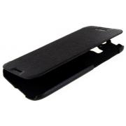 Чехол книжка Armor для телефона HTC One M8(Черный)