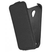 Чехол книжка Armor Case для смартфона Highscreen Spark (Черный)