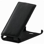 Чехол книжка Armor для смартфона Highscreen Zera F (Черный)