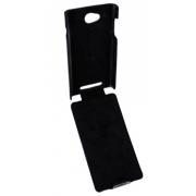 Чехол книжка Armor для смартфона Highscreen Zera S (Черный)