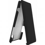 Чехол книжка Armor для смартфона Huawei Ascend P2 (Черный)