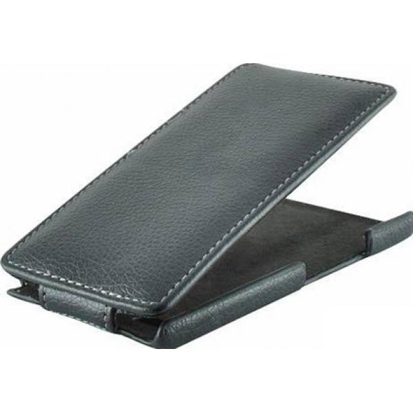 Чехол книжка Armor для смартфона Huawei Ascend P6 (Черный)