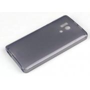 Чехол, задняя накладка, бампер для телефона Huawei Honor 3 (Серый)