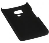Чехол, задняя накладка, бампер для телефона Huawei Ascend P6 (Черный)