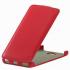 Чехол книжка SlimFit для телефона Huawei Ascend Y600 (Красный)