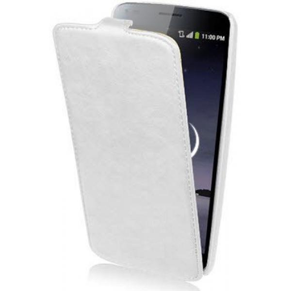 Чехол книжка Armor для телефона LG G Flex D958 (Белый)