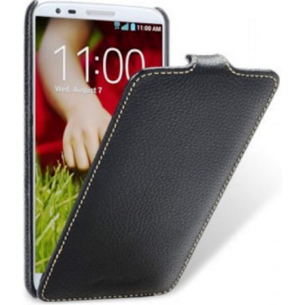 Чехол книжка Armor для телефона LG G2 D801/D802 (Черный)