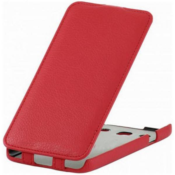 Чехол книжка Art Case для смартфона LG G3/D855 (Красный)