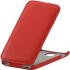Чехол книжка Armor Case  для телефона Lenovo IdeaPhone A369i (Красный)