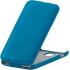 Чехол книжка Armor Case  для телефона Lenovo IdeaPhone A516 (Голубой)