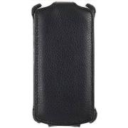 Чехол книжка Armor Case для телефона Lenovo IdeaPhone A516 (Черный)