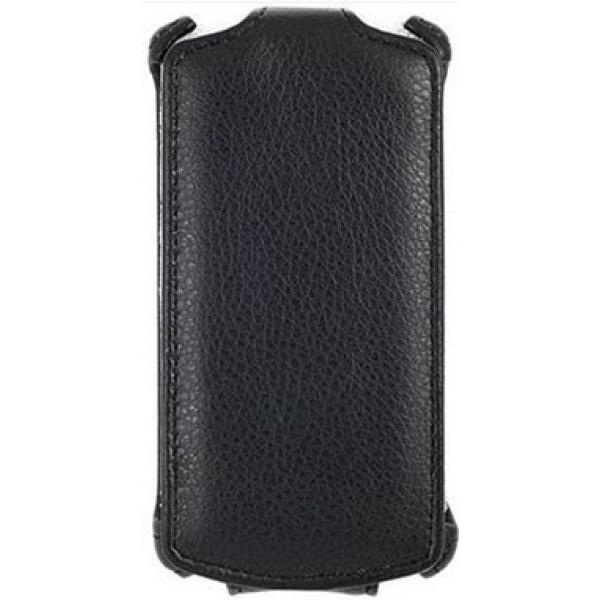 Чехол книжка Armor для телефона Lenovo A680 (Черный)