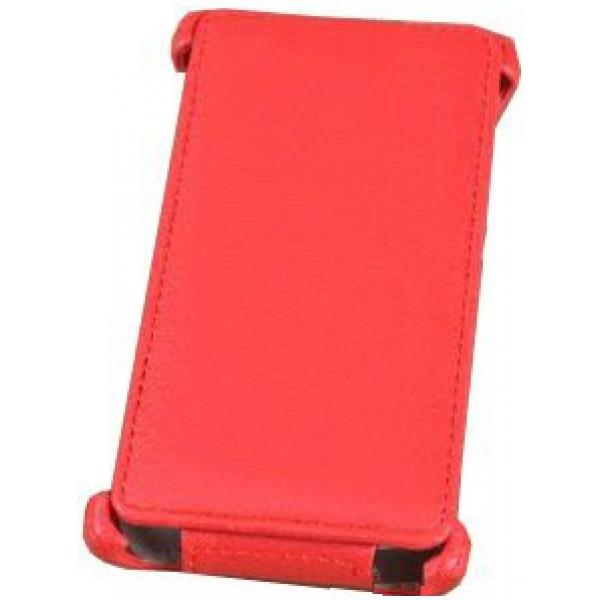 Чехол книжка Armor для телефона Lenovo A680 (Красный)