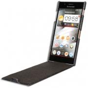 Чехол книжка Armor для телефона Lenovo K900 (Черный)