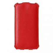 Чехол книжка Armor для телефона Lenovo S660 (Красный)