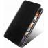 Чехол книжка SlimFit для телефона Lenovo A880 (Черный)