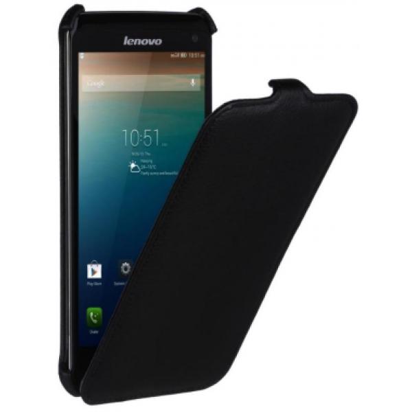 Чехол книжка Armor для телефона Lenovo S930 (Черный)