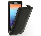 Чехол книжка Armor для телефона Lenovo Vibe X S960 (Черный)