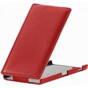 Чехол книжка Armor для телефона Lenovo Vibe X S960 (Красный)