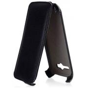 Чехол книжка Armor для телефона Philips Xenium W8510 (Черный)