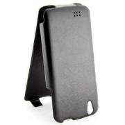 Чехол книжка Armor для телефона Philips Xenium I908 (Черный)