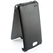 Чехол книжка Armor для телефона Philips Xenium W3568 (Черный)