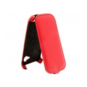 Чехол книжка Armor для телефона Philips Xenium V387 (Красный)