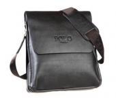 Сумка планшет размер L мужская для iPad или документов Polo (Коричневый)