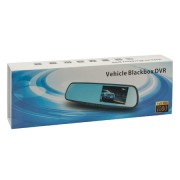 Зеркало видеорегистратор Vehicle Blackbox DVR 2 камеры
