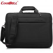 Рюкзак сумка для ноутбука Coolbell 5002 17,3 дюймов (Черный)