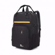 Рюкзак трансформер для ноутбука Coolbell 5009 17,3 дюймов (Черный)