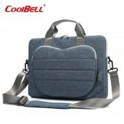 Сумка для ноутбука Coolbell 3105 15,6 дюймов (голубой)