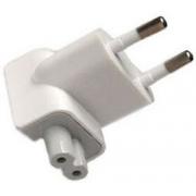 Европереходник для адаптеров питания для Apple (Белый)