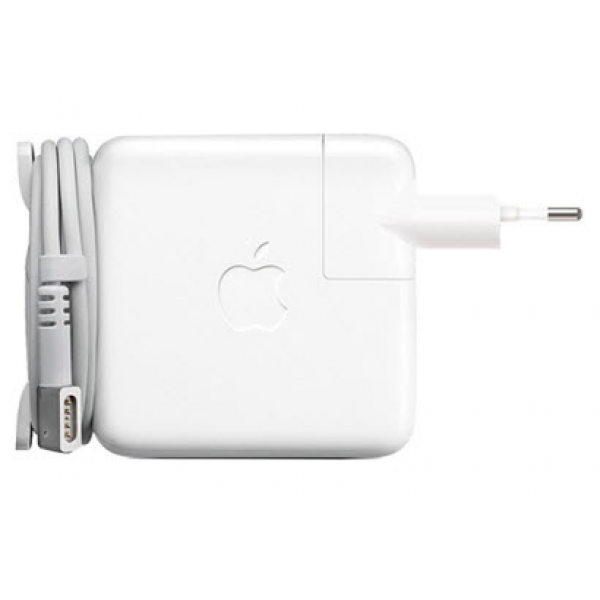 Зарядное устройство для Apple Macbook 3.1A 45W, 60W 16.5V 3.65A, 85W 18.5V 4.6A (Белый)