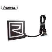 Переходник папа USB, мама SD, micro SD, 3 USB Remax RU-U7 Hub Cardreader (Черный)