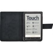 Чехол книжка, обложка для электронной книги PocketBook 515 (Черный)