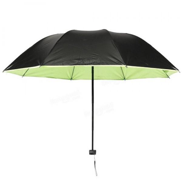 Стильный удобный зонт Remax RT U2 (Зеленый)