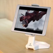 Универсальный держатель для планшета Remax RM-C16 (Белый)