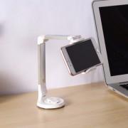 Универсальная подставка держатель для смартфона Remax RM-C23 (Серебристый)