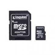 Карта памяти Kingstone MicroSD 16 Gb Class 10 Ultra High Speed Class Adapter SD