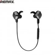Беспроводные наушники с микрофоном гарнитура Remax Bluetooth earphone RB-S2 (Черный)